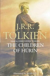 Children of hurin (alan lee cover)   J. R. R. Tolkien ; Christopher Tolkien ; Alan Lee  