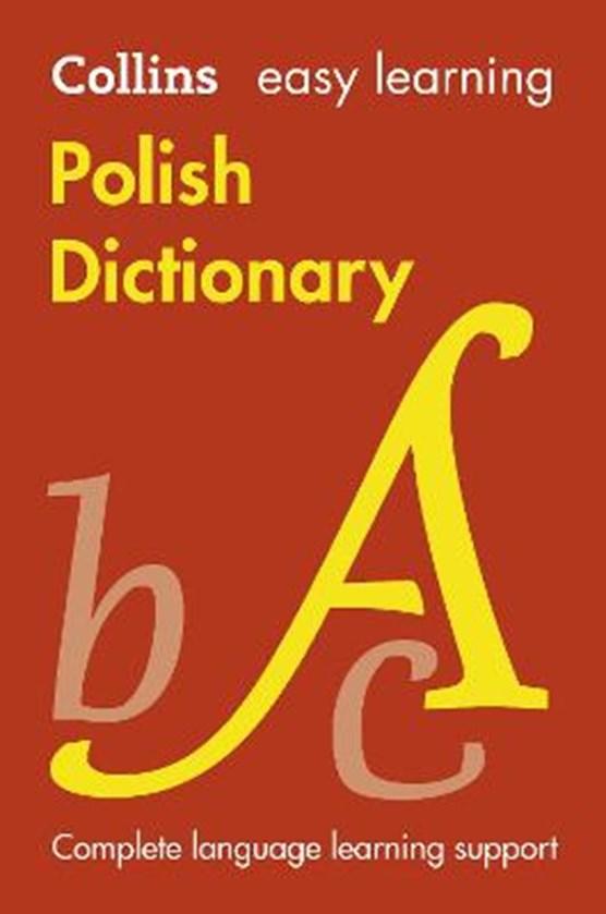 Easy Learning Polish Dictionary