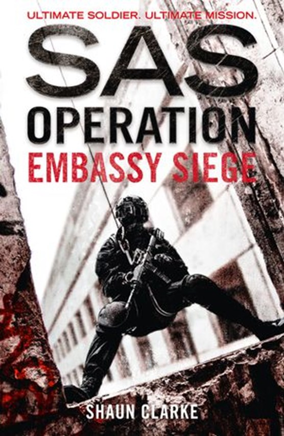Embassy Siege (SAS Operation)