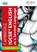 Cambridge IGCSE (TM) English as a Second Language Revision Guide   Letts Cambridge Igcse  