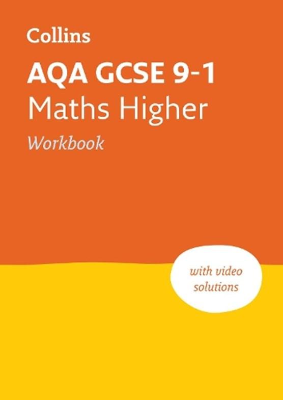 AQA GCSE 9-1 Maths Higher Workbook