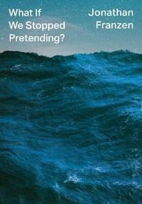 What if we stopped pretending | Jonathan Franzen |