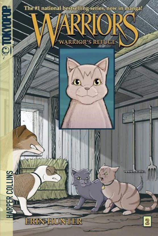 Warriors Manga: Warrior's Refuge