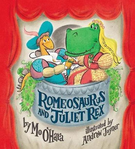 Romeosaurus and Juliet Rex