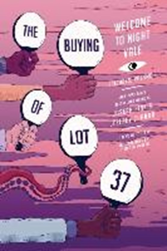 Welcome to night vale Buying of lot 37