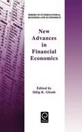New Advances in Financial Economics | Dilip Ghosh |