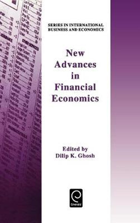 New Advances in Financial Economics