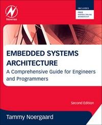 Embedded Systems Architecture | Tammy Noergaard |