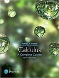 Calculus: A Complete Course | Robert A. Adams ; Christopher Essex |