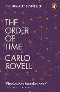 Order of time | Carlo Rovelli |