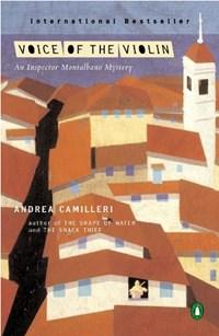 Voice of the Violin   Andrea Camilleri  