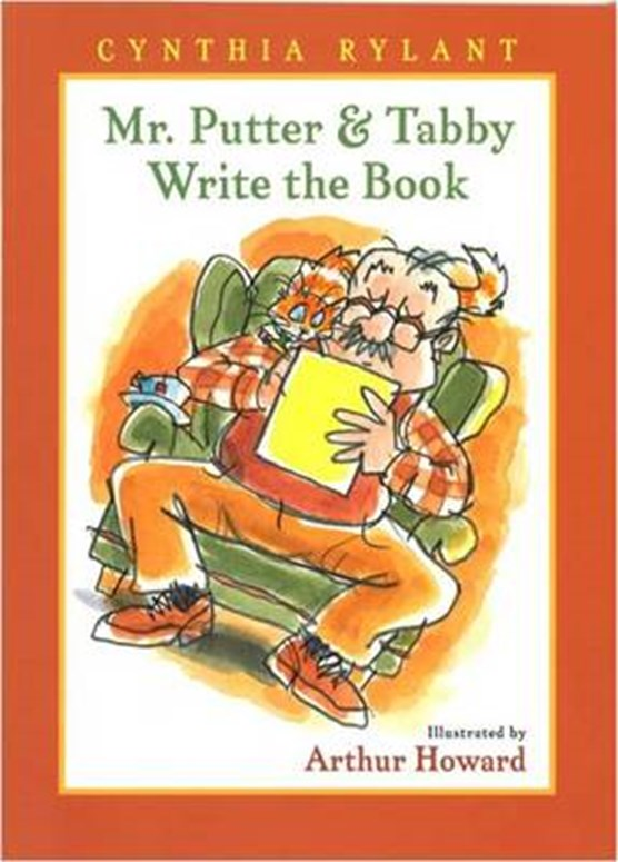 Mr. Putter and Tabby Write the Book
