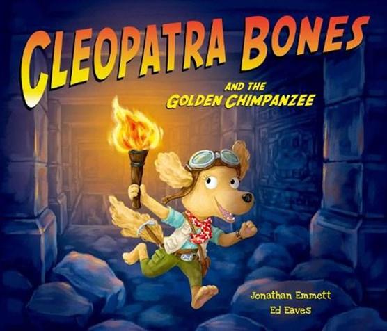 Cleopatra Bones and the Golden Chimpanzee