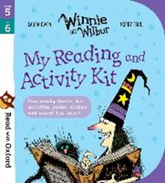 Owen, L: My Winnie and Wilbur Reading and Activity Kit