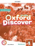 Oxford Discover: Level 1: Workbook with Online Practice | auteur onbekend |