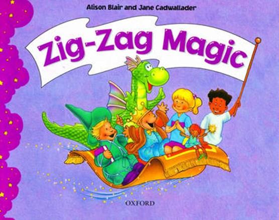 Zig-Zag Magic: Class Book