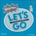 Let's Go: Starter Level: Audio CD | Nakata, R. ; Hoskins, Barbara |