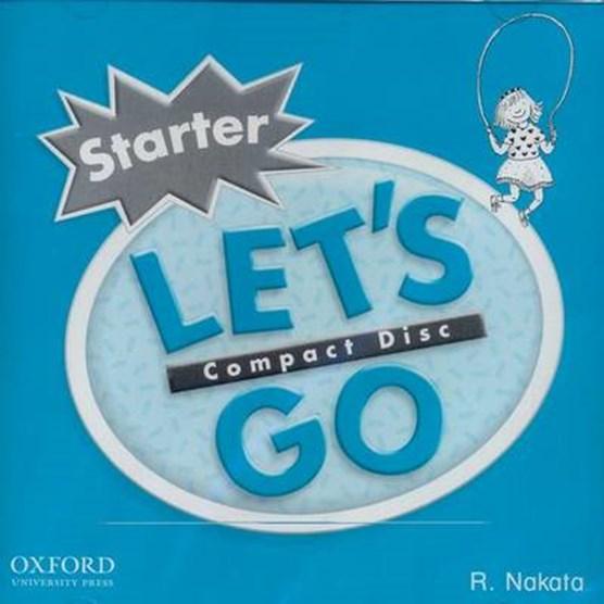 Let's Go: Starter Level: Audio CD