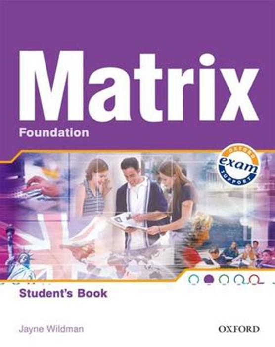 New Matrix Foundation: Students Book