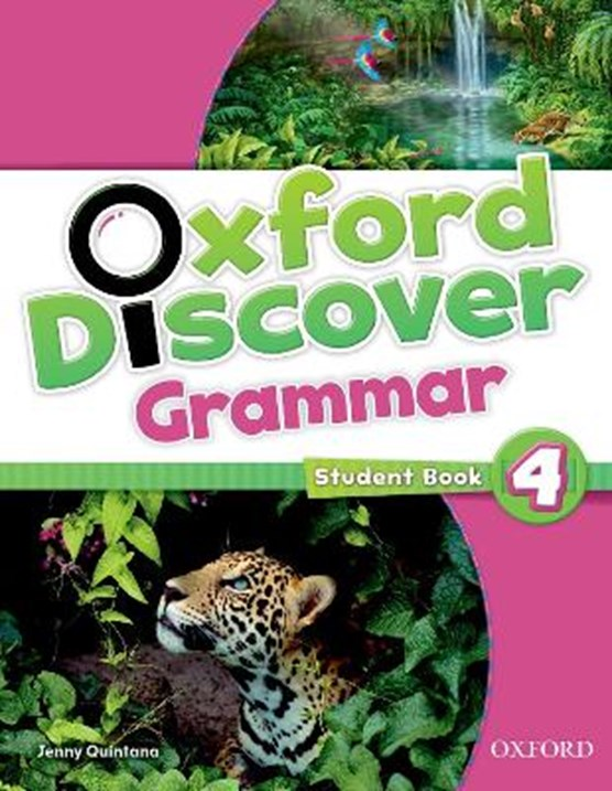 Oxford Discover: 4: Grammar