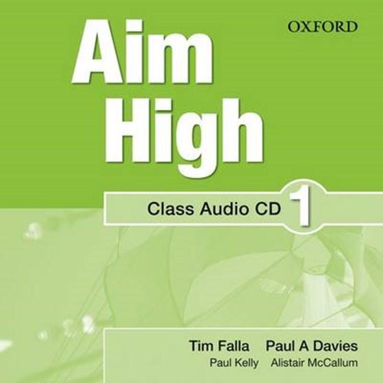 Aim High Level 1 Class Audio CD