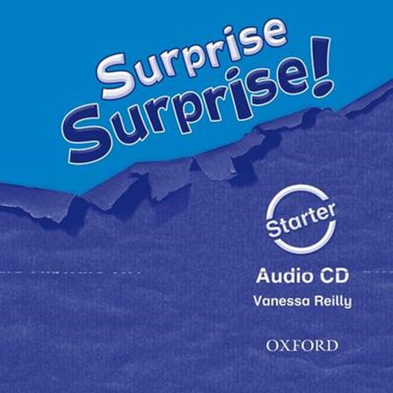 Surprise Surprise!: Starter: Class Audio CD