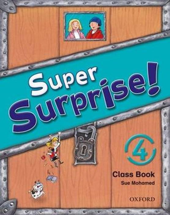 Super Surprise!: 4: Course Book