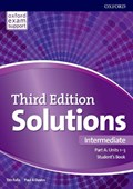 Solutions: Intermediate: Student's Book A Units 1-3 | Davies, Paul ; Falla, Tim |