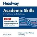 Headway Academic Skills IELTS Study Skills Edition: Class Audio CDs | auteur onbekend |