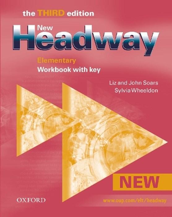 New Headway: Elementary Third Edition: Workbook (With Key)