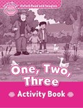 Oxford Read and Imagine: Starter:: One, Two, Three activity book   Paul Shipton  