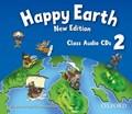 Happy Earth: 2 New Edition: Class Audio CDs | auteur onbekend |