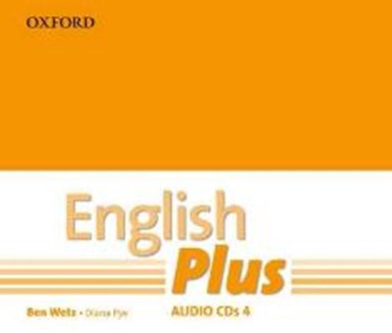 English Plus: 4: Audio CD