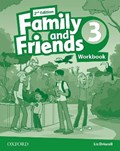 Family and Friends: Level 3: Workbook   auteur onbekend  