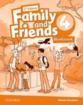 Family and Friends: Level 4: Workbook | auteur onbekend |