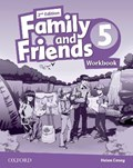 Family and Friends: Level 5: Workbook | auteur onbekend |