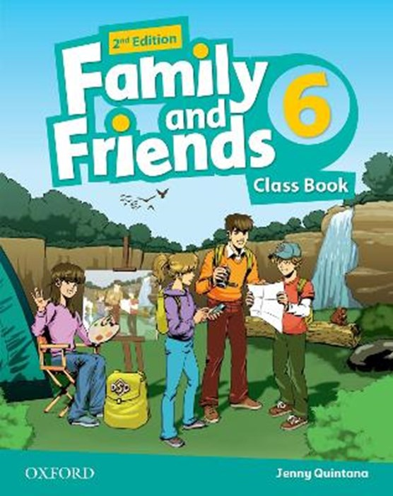 Family and Friends: Level 6: Class Book
