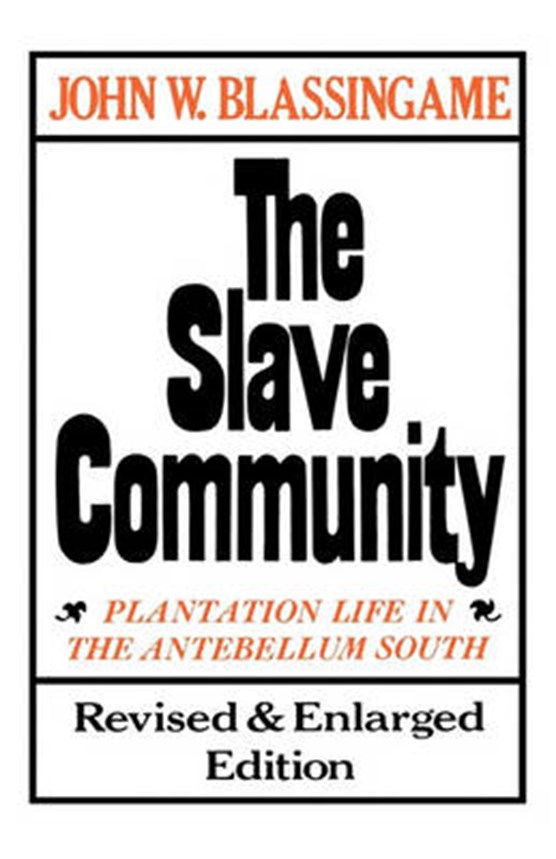 The Slave Community