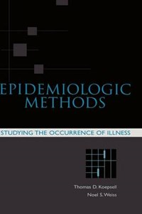 Epidemiologic Methods | Thomas D. Koepsell |