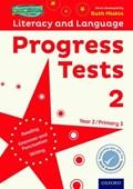 Read Write Inc. Literacy and Language: Year 2: Progress Tests 2   Miskin, Ruth ; Roberts, Jenny  