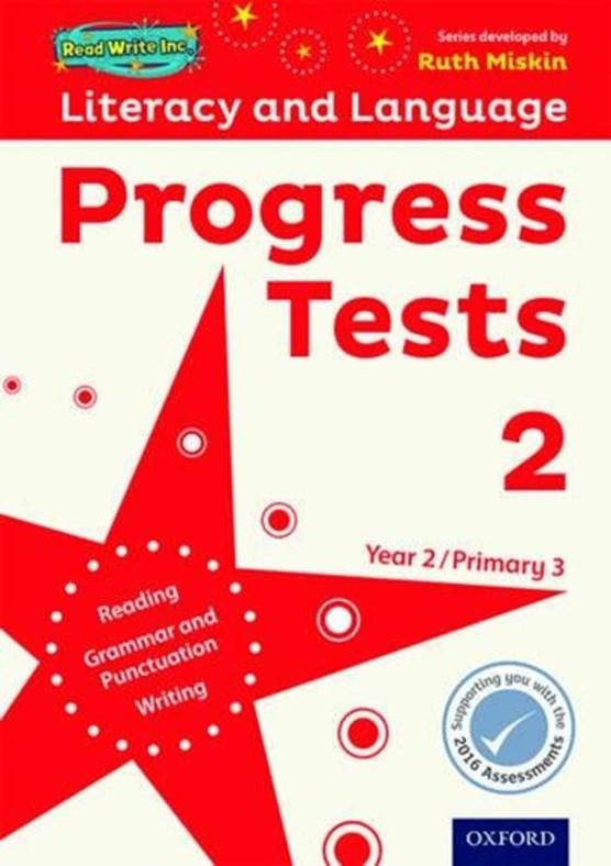 Read Write Inc. Literacy and Language: Year 2: Progress Tests 2