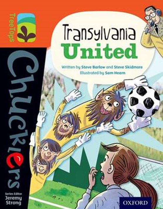 Oxford Reading Tree TreeTops Chucklers: Level 13: Transylvania United