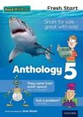 Read Write Inc. Fresh Start: Anthology 5 | Munton, Gill ; Pursglove, Janey ; Bradbury, Adrian |