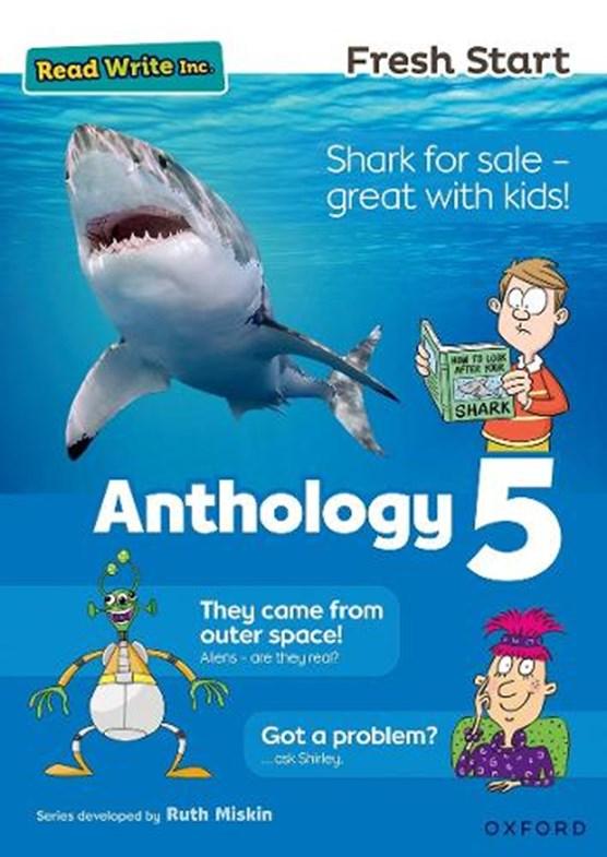 Read Write Inc. Fresh Start: Anthology 5