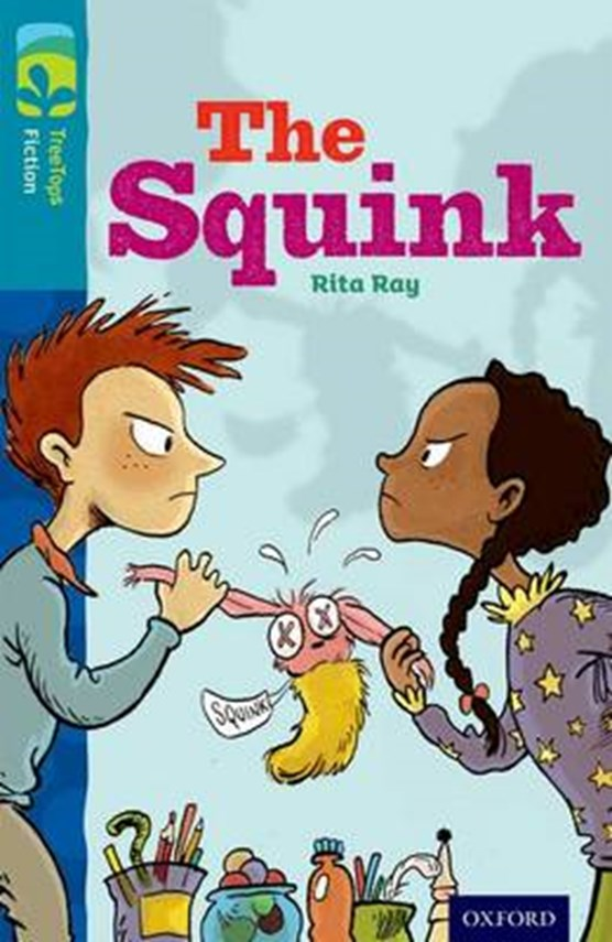 Oxford Reading Tree TreeTops Fiction: Level 9 More Pack A: The Squink