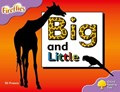 Oxford Reading Tree: Level 1+: Fireflies: Big and Little | Eli Francis |