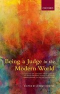 Being a Judge in the Modern World | Jeremy (former Director Of Training, Former Director of Training, Judicial College) Cooper |