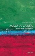 Magna Carta: A Very Short Introduction | Nicholas (professor of Medieval History at the University of East Anglia) Vincent |