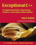 Exceptional C++   Herb Sutter  