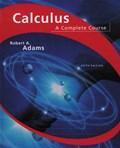 Calculus   Robert A. Adams  